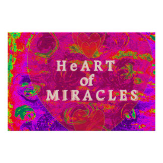 HeArt of Miracles Poster