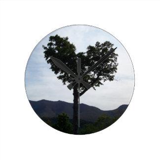 Heart of New Hampshire Wall Clock
