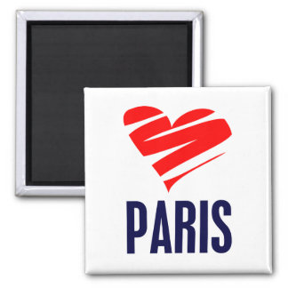 Heart of Paris Magnet