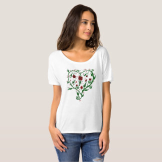 Heart of Roses T-Shirt