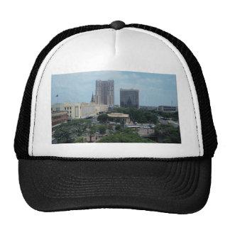 Heart of San Antonio, Texas, U.S.A. Trucker Hats