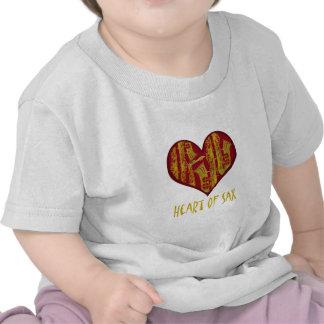 Heart of Sax Tshirt