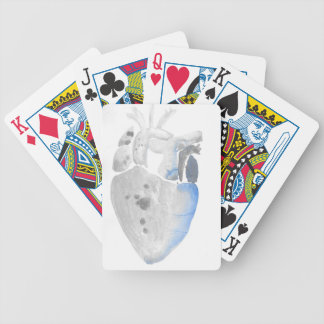Heart of Stone Bicycle Playing Cards