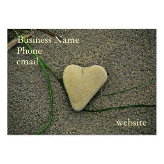 Heart of Stone business card-Customize it! Pack Of Chubby Business Cards