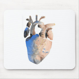 Heart of Stone Mouse Pad
