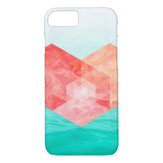 Heart of the ocean by #Bizzartino iPhone 8/7 Case