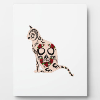 Heart of the Skull Plaque