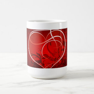 Heart of the St. Valentine's day - Coffee Mug