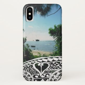 Heart of Tonga Case-Mate iPhone Case