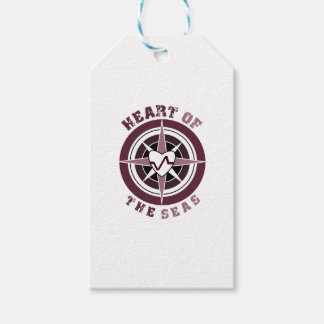 HEART OFF THE SEAS GIFT TAGS