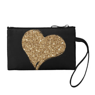 Heart O'Gold Coin Purse