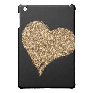 Heart O'Gold iPad Mini Cover
