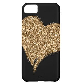Heart O'Gold iPhone 5C Case