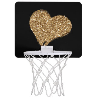 Heart O'Gold Mini Basketball Hoop
