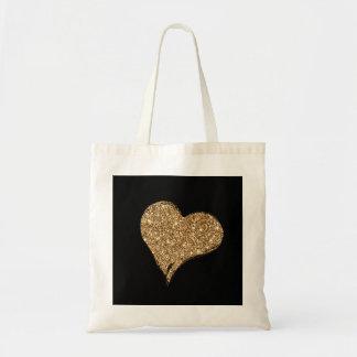 Heart O'Gold Tote Bag