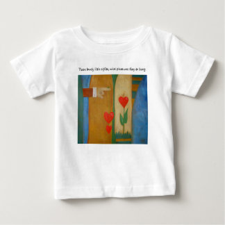 HEART ON A STRING T-SHIRTS