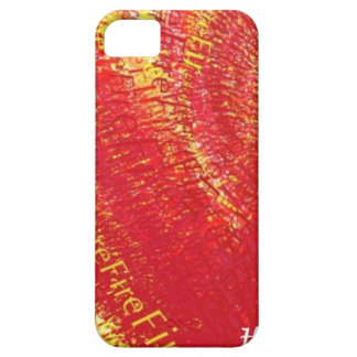 Heart on Fire! iPhone 5 Cover