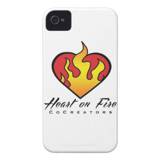 Heart on Fire Products Case-Mate iPhone 4 Case
