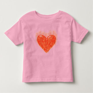 Heart On Fire T-shirts and Gifts