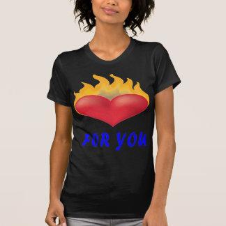 Heart On Fire Tees