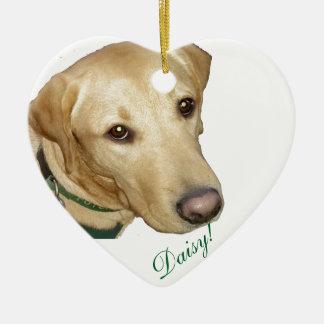Heart Ornament - Customize it!