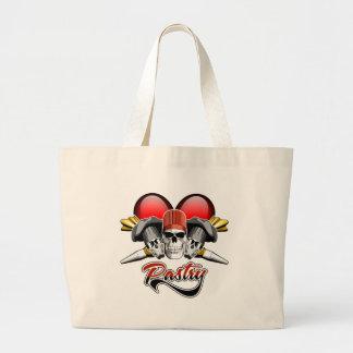 Heart Pastry Jumbo Tote Bag