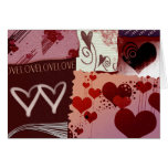 Heart Patches Cards