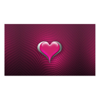 Heart Personal or Business Cards