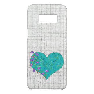 Heart picture Case-Mate samsung galaxy s8 case