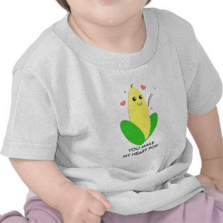 Heart Popper T Shirts