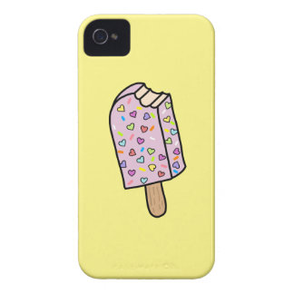 Heart Popsicle cute shirts, accessories, gifts Case-Mate iPhone 4 Case