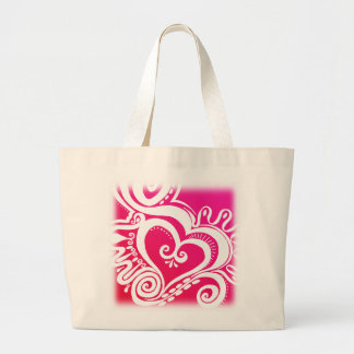 Heart Power Valentine Bag