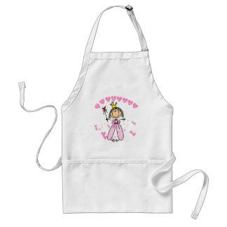 Heart Princess Tshirts and Gifts Adult Apron