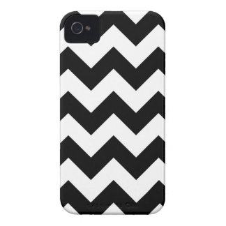 Heart & Rafter - Red Black/Traditional iPhone 4 Cases