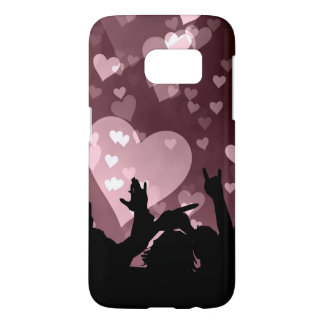 Heart Rave Samsung Case