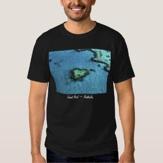 Heart Reef - Australia Tshirt