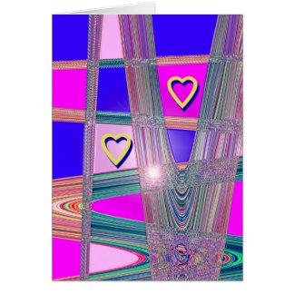 Heart Ride Card