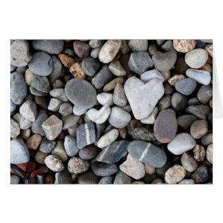 Heart Rocks Card