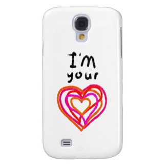 Heart Samsung Galaxy S4 Cover