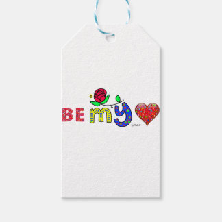 Heart sees my gift tags