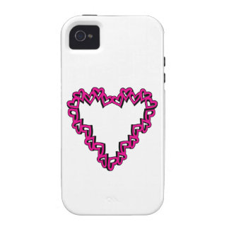 Heart Shape Case For The iPhone 4