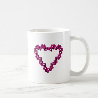Heart Shape Coffee Mug