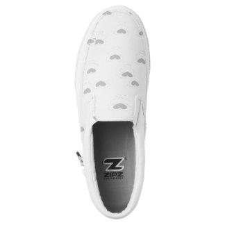 Heart Shape Slip On Shoes