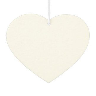 Heart Shaped Air Freshener