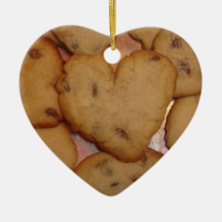 Heart Shaped Cookies Ornament