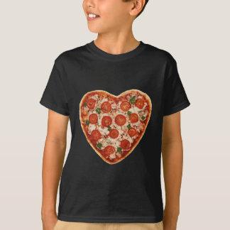 heart shaped pizza T-Shirt