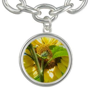 Heart Shaped Sunflower