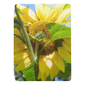 Heart Shaped Sunflower iPad Pro Cover