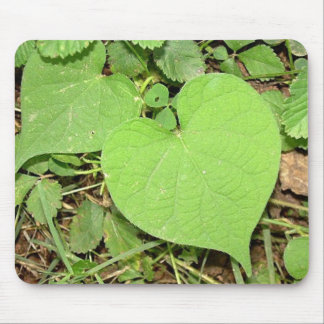 Heart Shaped Vine MousePad