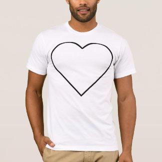 Heart Simplicity T-Shirt